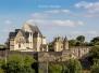 Angers et son château
