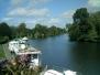 Les bords de La Mayenne