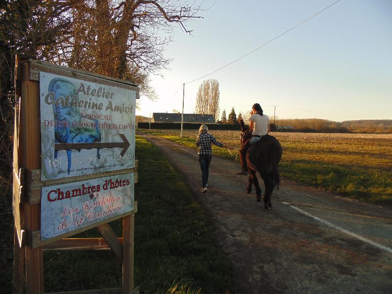 Bienvenue à la Brauderie (Brissarthe)