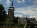 église Brissarthe