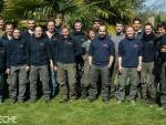 l'équipe du zoo